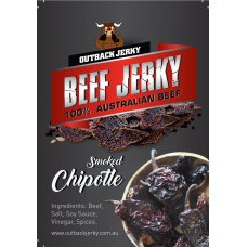 Chipotle Beef Jerky 100g