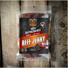 Chilli Beef Jerky 50g