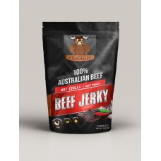 Hot Chilli Beef Jerky 500g